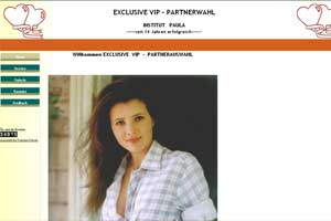 Th partnervermittlung Abzocke durch Partnervermittlung / Partnerbörsen / Dating-Agenturen